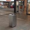 Mall Litter Bin Southdale